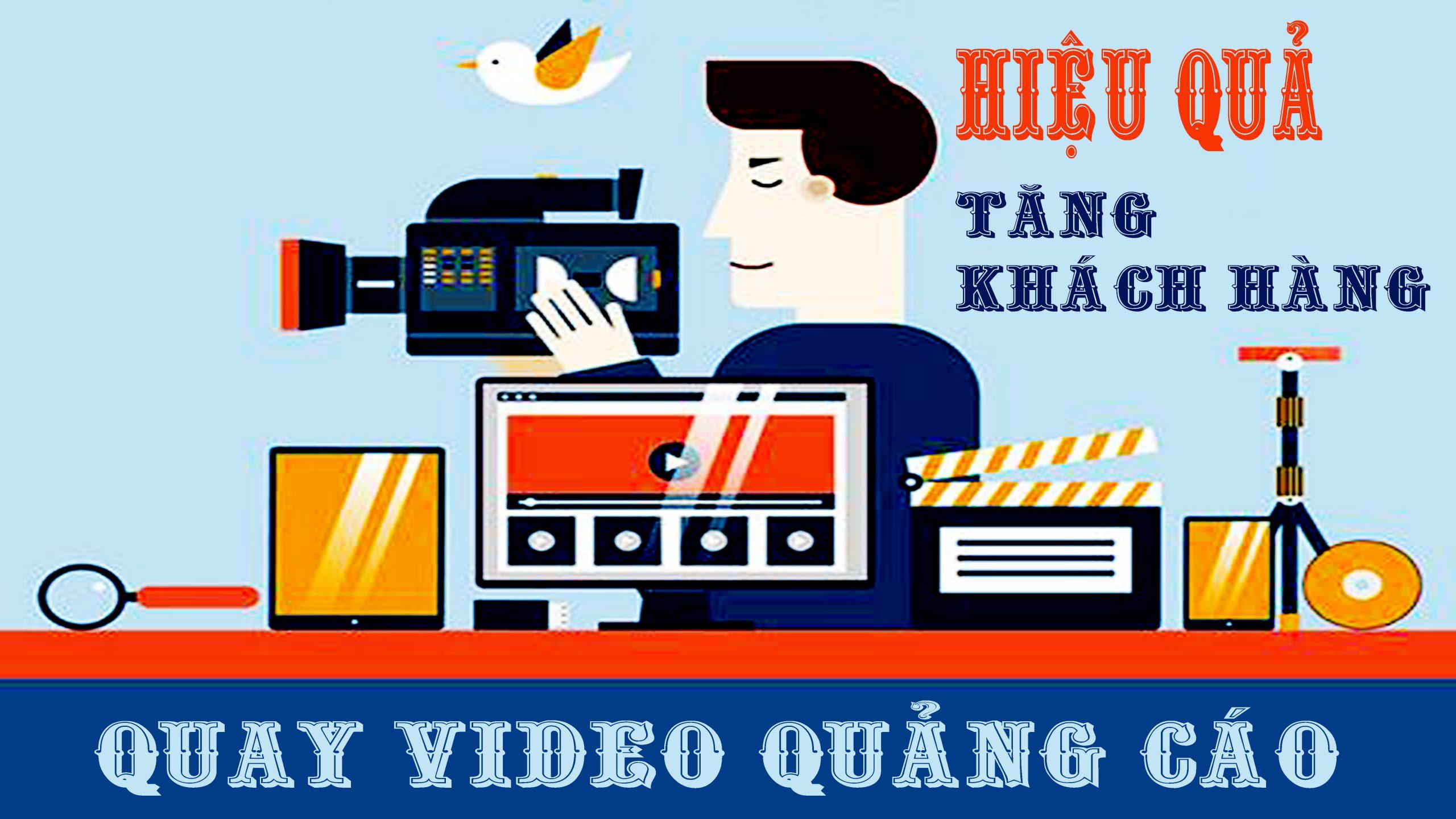 Làm video quảng cáo